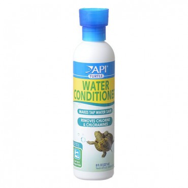 API Turtle Water Conditioner - 8 oz