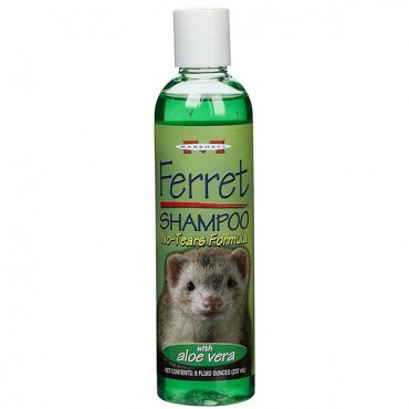 Marshall Ferret Shampoo - No Tears Formula with Aloe Vera - 8 oz