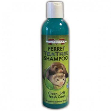 Marshall Ferret Shampoo - Tea Tree Scent - 8 oz