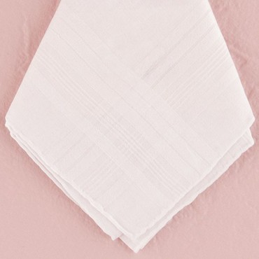 Gentleman's Plain Handkerchief
