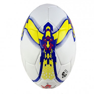 Perrini Tacno Material Official Size 5 Soccer Ball Yellow and Blue