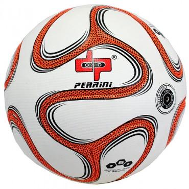 Perrini Official Size 5 Soccer Ball Orange