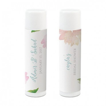 Garden Party Personalized Lip Balm 12 - 2 Package