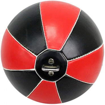 Last Punch Red And Black Double Swivel Speed Ball