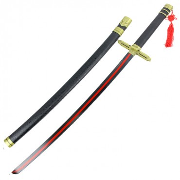Defender 40 in. Stainless Steel Blade Claymore Styled Chinese Sword