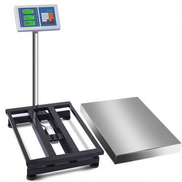 660 lbs Weight Computing Digital Floor Platform Scale