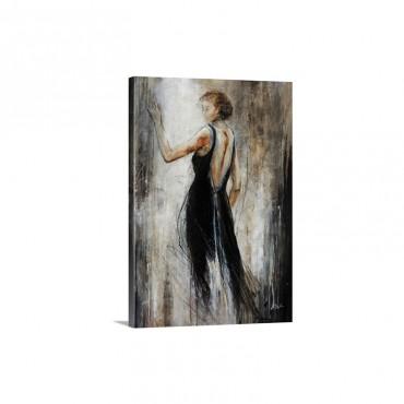 Adieu Wall Art - Canvas - Gallery Wrap