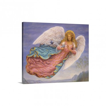 Angel V I I I Wall Art - Canvas - Gallery Wrap