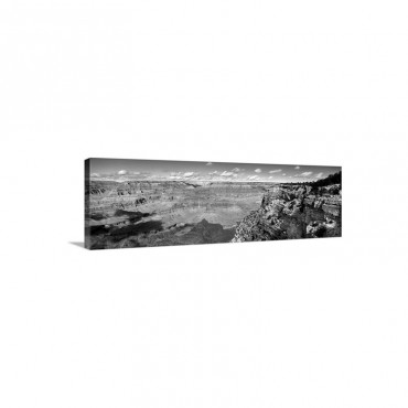 Arizona Grand Canyon High Angle View Of A Landscape Wall Art - Canvas - Gallery Wrap