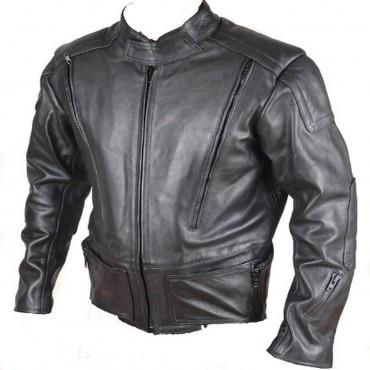 V-Pilot Motorcycle Leather Jacket