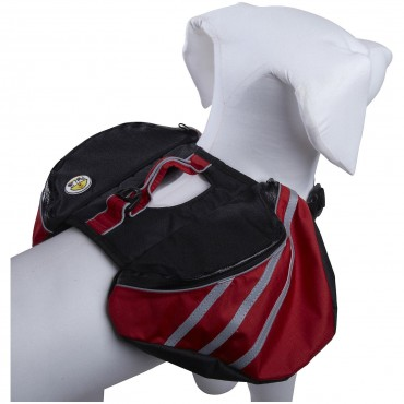 Everest Pet Backpack - Red