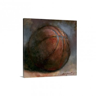 Basketball Wall Art - Canvas - Gallery Wrap