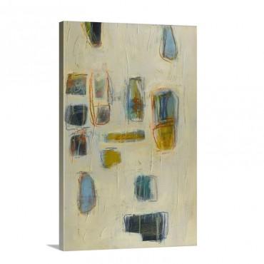 Block Party V I Wall Art - Canvas - Gallery Wrap