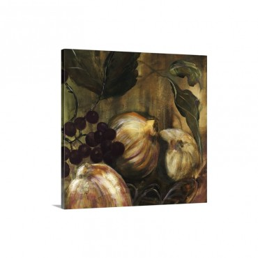 Bountiful I I I Wall Art - Canvas - Gallery Wrap