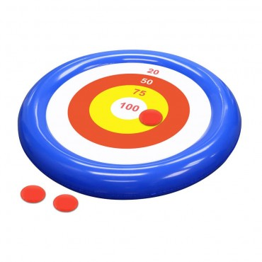 Bullseye Toss Pool Float