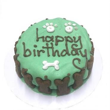 Classic Cakes - Green - Personalized - Perishable