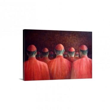 Cardinals 2005 Wall Art - Canvas - Gallery Wrap