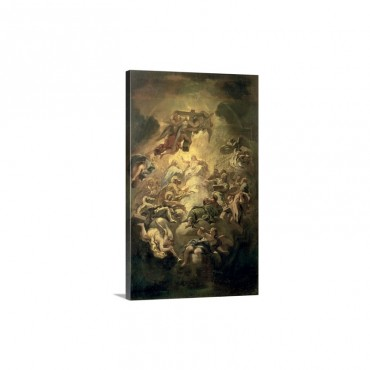 Christ In Glory Wall Art - Canvas - Gallery Wrap