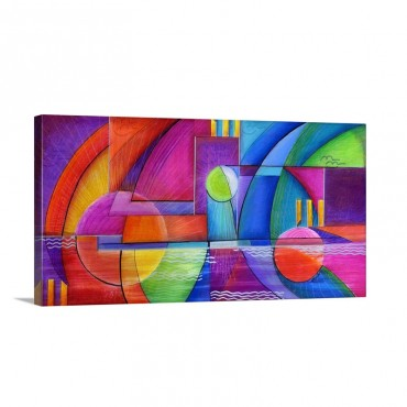 Clear Sailing Wall Art - Canvas - Gallery Wrap
