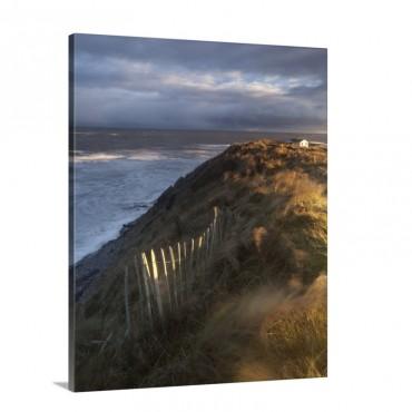 Coastal View Wall Art - Canvas - Gallery Wrap