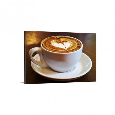 Coffee Love Wall Art - Canvas - Gallery Wrap