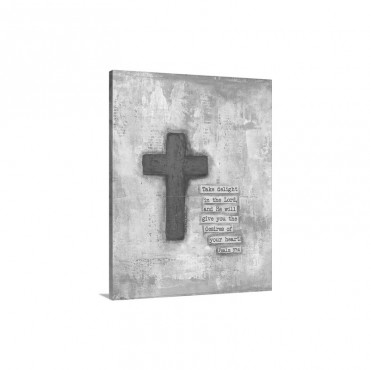 Cross I I Wall Art - Canvas - Gallery Wrap