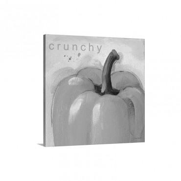 Crunchy Wall Art - Canvas - Gallery Wrap