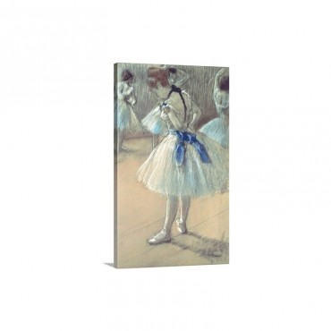 Dancer Wall Art - Canvas - Gallery Wrap