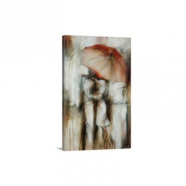 Dans L'amour I Wall Art - Canvas - Gallery Wrap