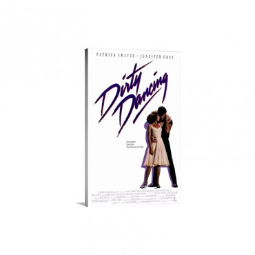 Dirty Dancing 1987 Wall Art - Canvas - Gallery Wrap
