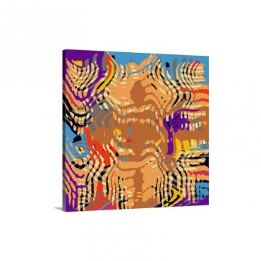 Downtown Wall Art - Canvas - Gallery Wrap