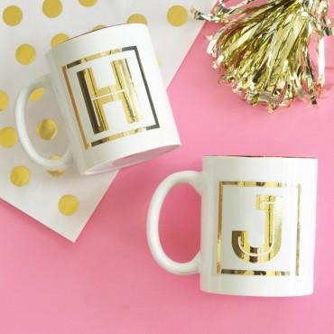 Monogram Coffee Mug