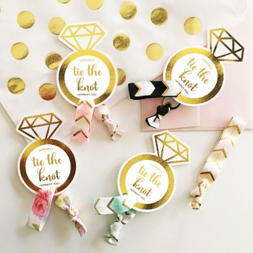 Tie the Knot Hair Tie - 6 Pieces