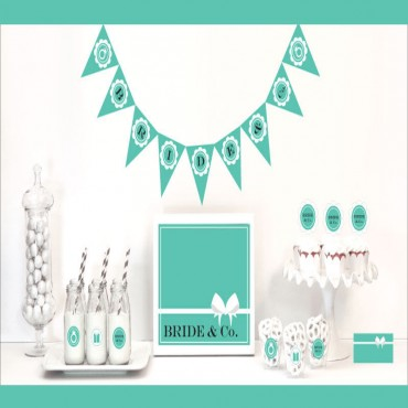 Bride & Co Decorations Starter Kit