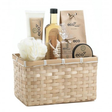 Eco Nomy Deluxe Bath Basket