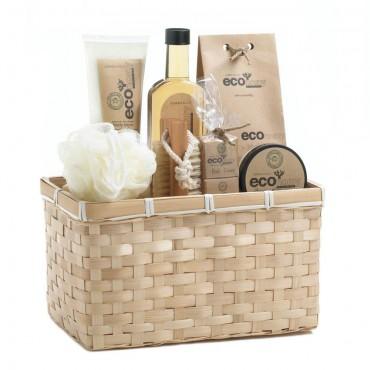 Eco Nomy Deluxe Bath Basket