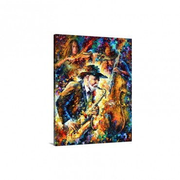 Endless Tune Wall Art - Canvas - Gallery Wrap