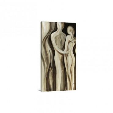 Erotica I I Wall Art - Canvas - Gallery Wrap