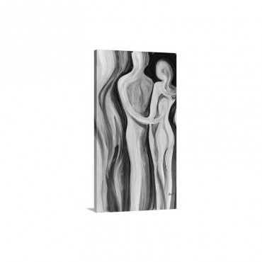 Erotica I I Wall Art - Canvas - Gallery Wrap