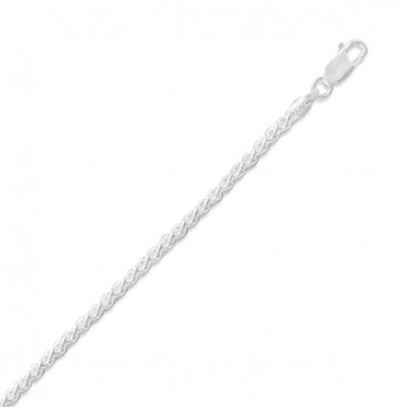 060 French Wheat Chain - 2.5 mm
