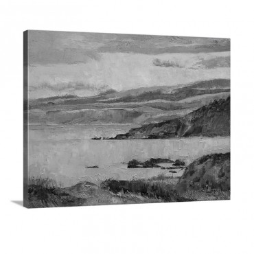 Firth Of Clyde Wall Art - Canvas - Gallery Wrap