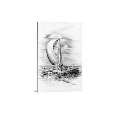Fullsail Wall Art - Canvas - Gallery Wrap