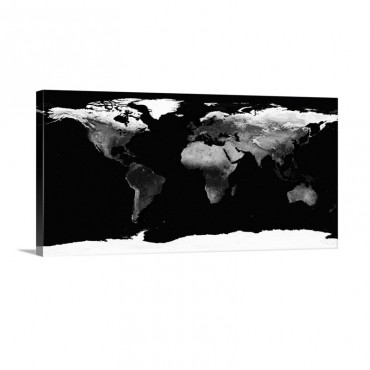 Global Image Of Our world Wall Art - Canvas - Gallery Wrap