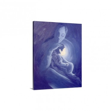 God The Father Loves Us As His children With A Tender And Unfailing Love 2000 Wall Art - Canvas - Gallery Wrap