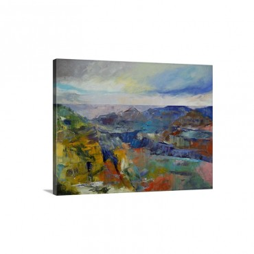 Grand Canyon Wall Art - Canvas - Gallery Wrap
