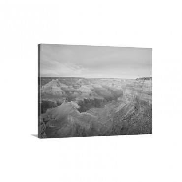 Grand Canyon As Seen From Mohave Point At Sunset Grand Canyon National Park Arizona Wall Art - Canvas - Gallery Wrap