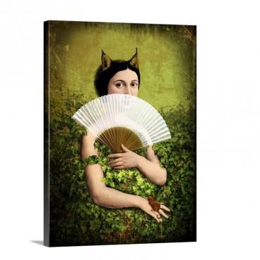 Her Secret Wall Art - Canvas - Gallery Wrap