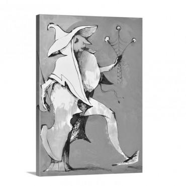 Ignorance Wall Art - Canvas - Gallery Wrap