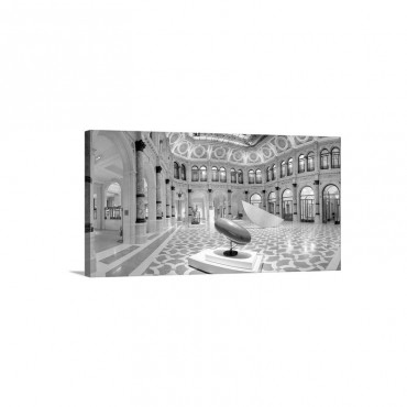 Italy Milan Gallerie D'Italia Piazza Scala Museum Wall Art - Canvas - Gallery Wrap