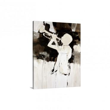 Jam Session I I Wall Art - Canvas - Gallery Wrap